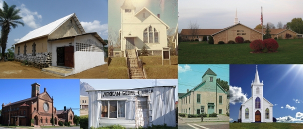 church collage2