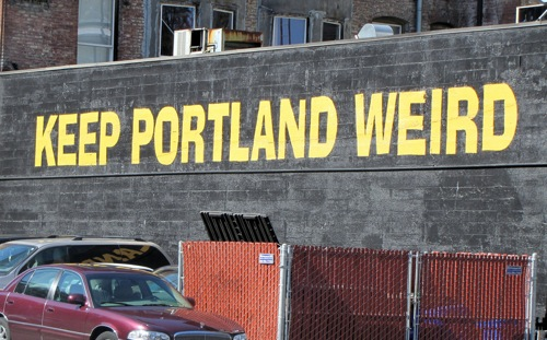 Portland_Wierd